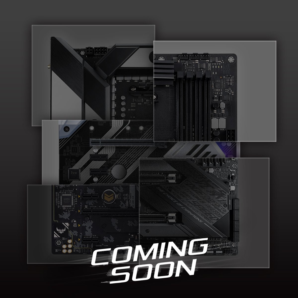 1457574c0 ASUS has teased their next-generation AMD X570 chipset powered motherboard  lineup which will be ready for AMD Ryzen 3000 CPUs. The new motherboards  include ...