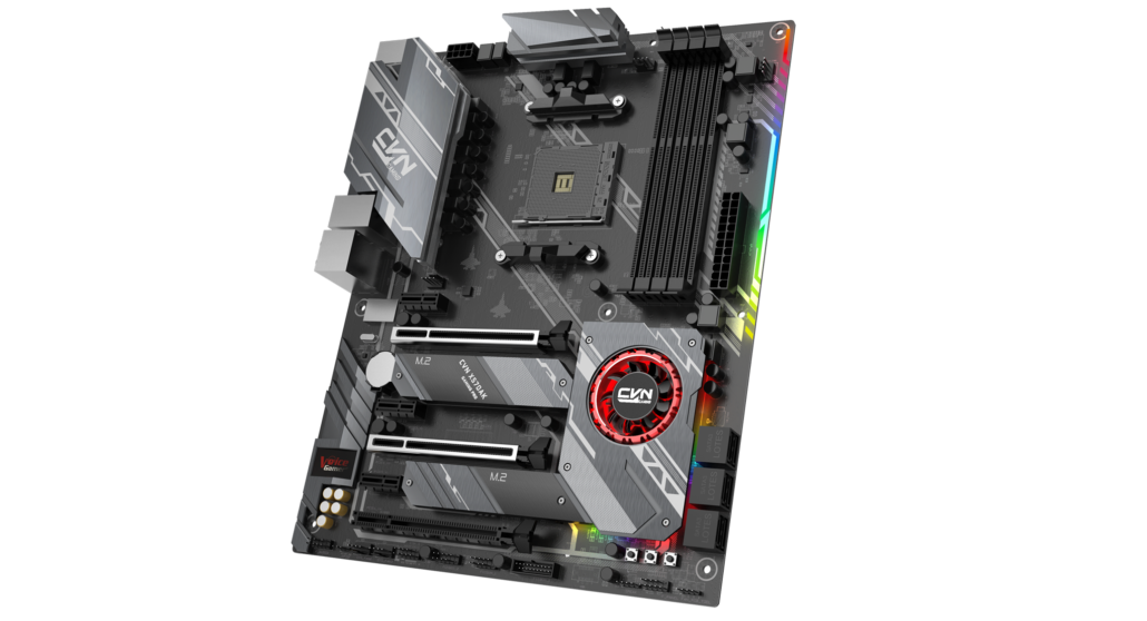 AMD X570 Gaming Motherboard For AMD Ryzen 3000 CPUs