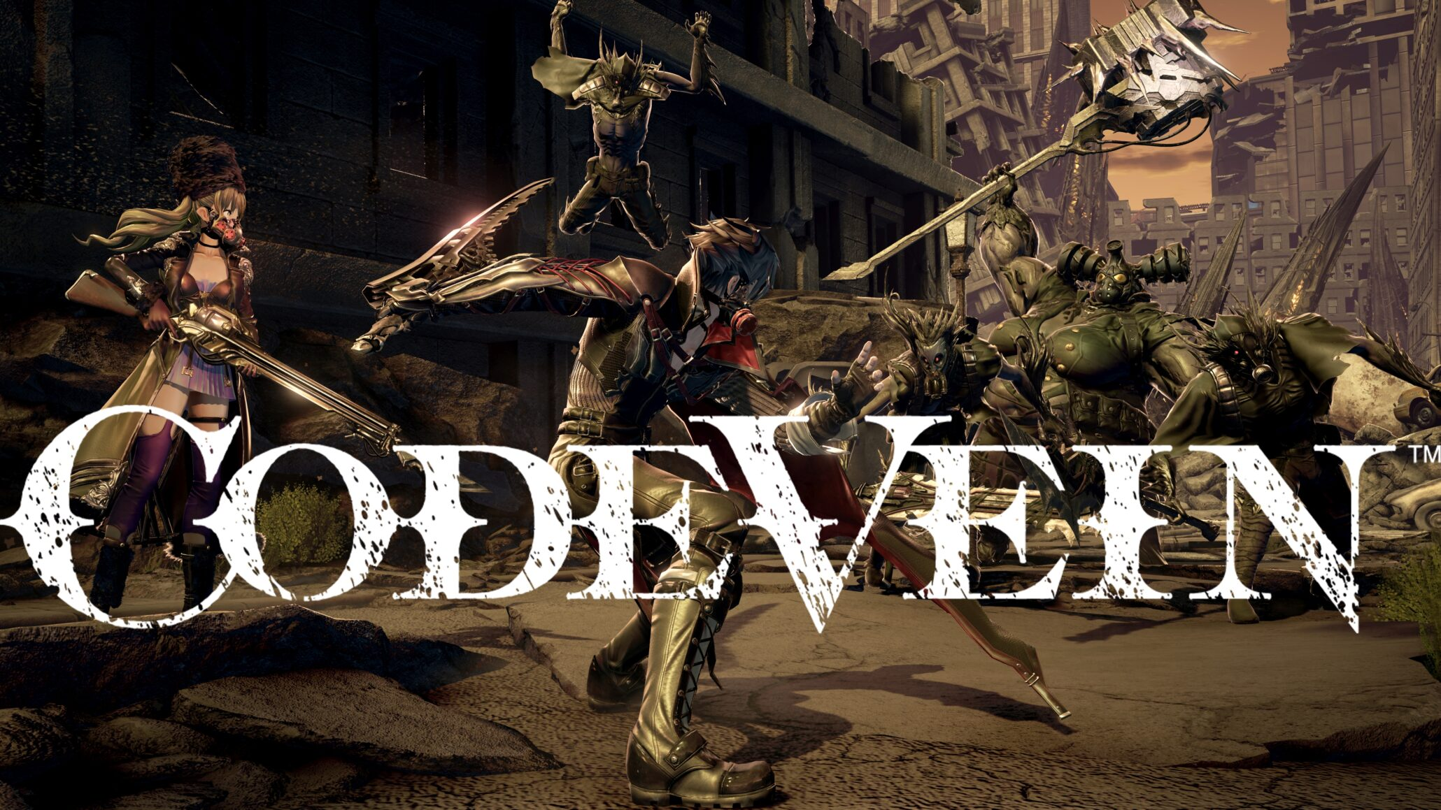 Code Vein Hands On Preview You Died Yet Again