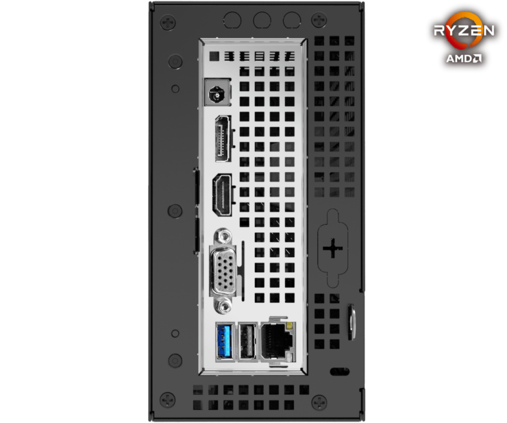 ASRock DeskMini A300 - AMD Ryzen & AM4 CPUs In Small Form Factor