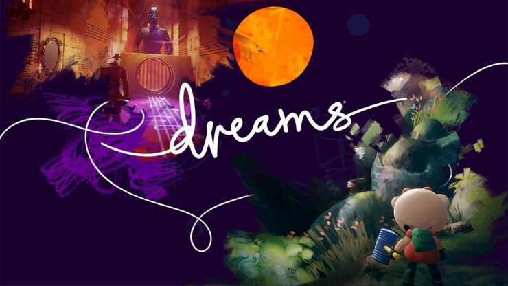 Dreams demo PlayStation VR
