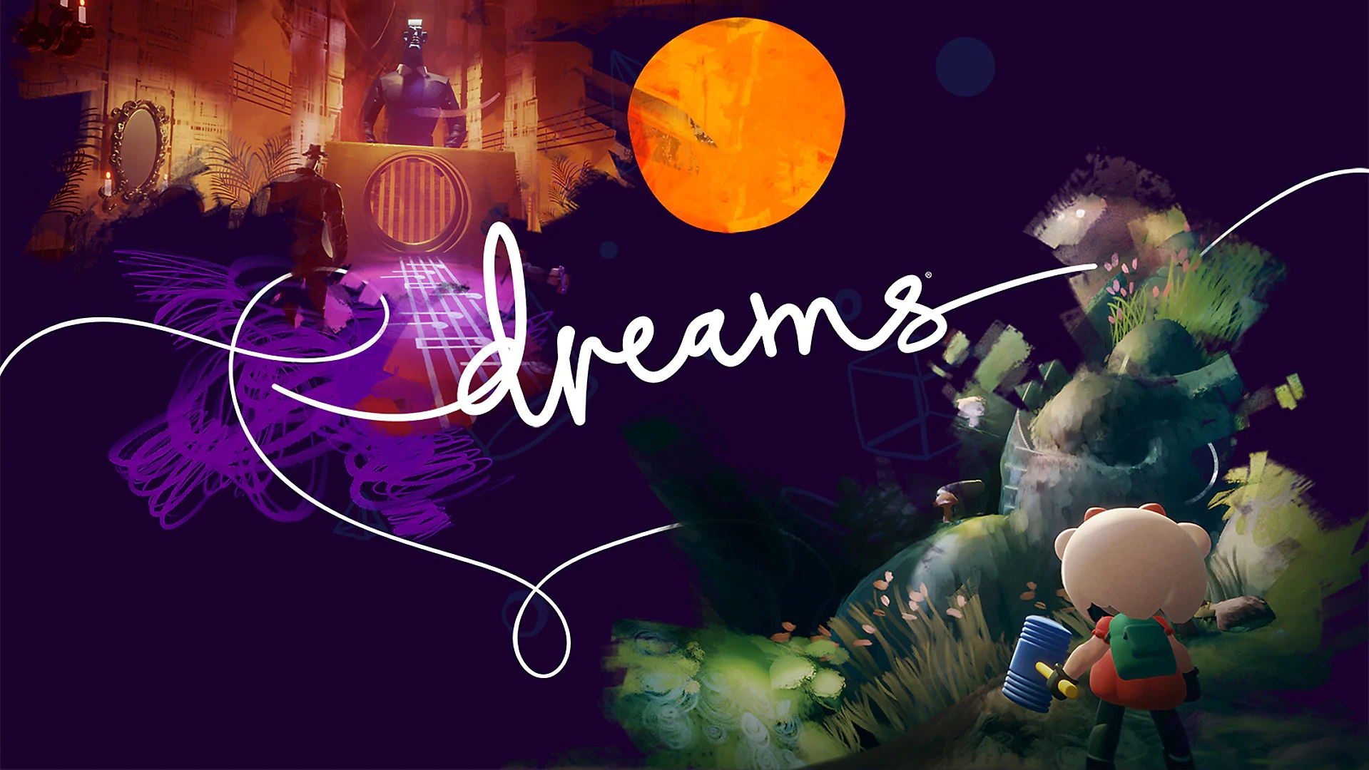Games Made in Dreams Could Be Sold One Day