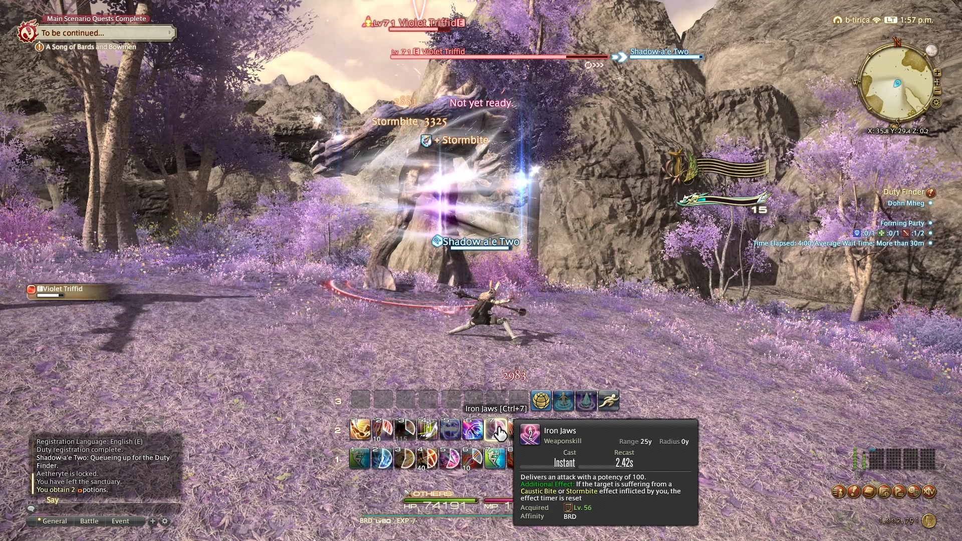 Final Fantasy XIV: Shadowbringers Hands-on Preview and Gameplay Footage