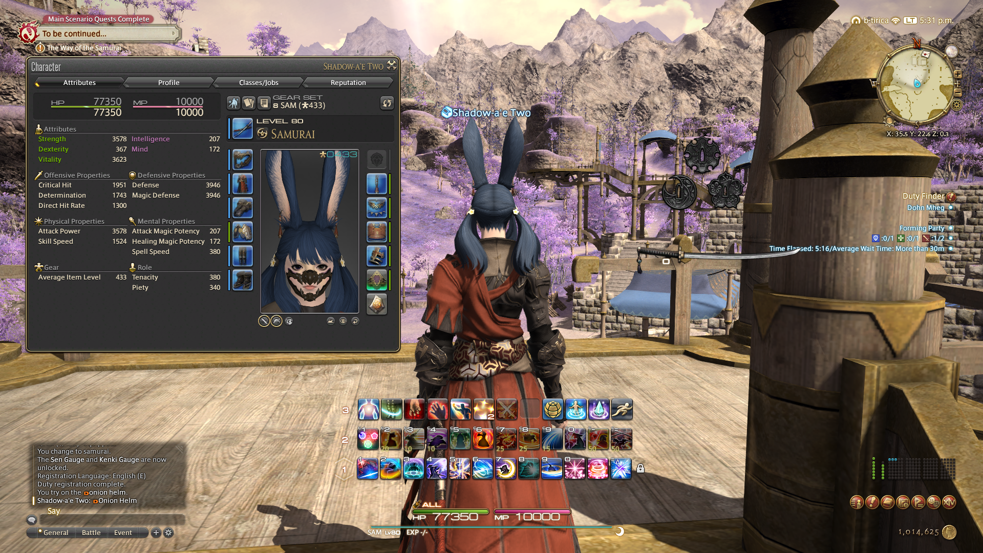 Final Fantasy XIV: Shadowbringers Hands-on Preview and