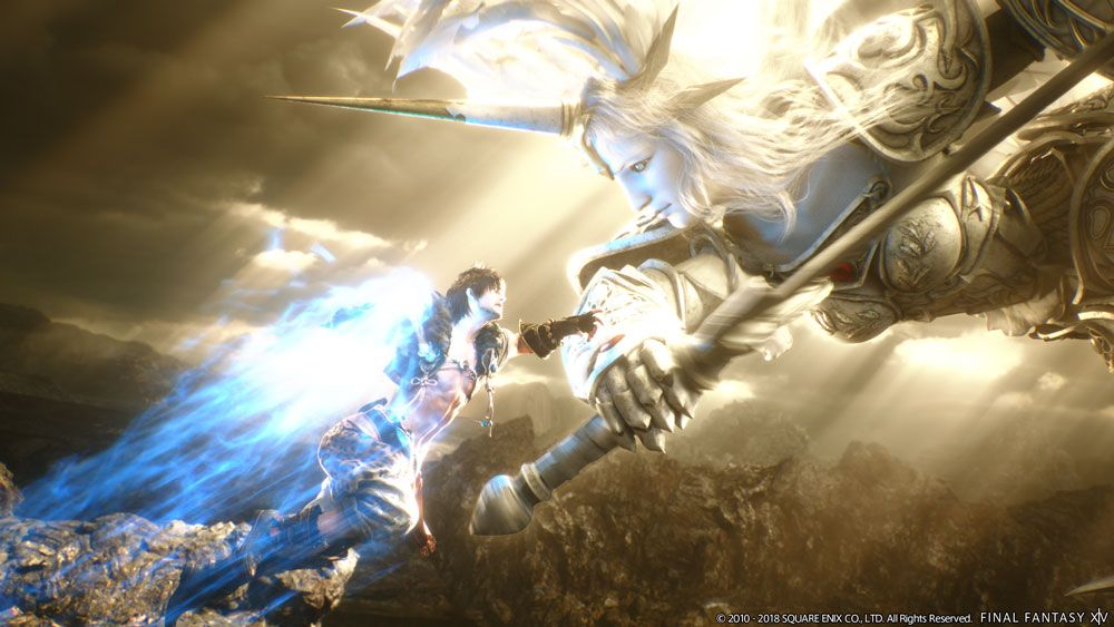 Final Fantasy XIV Shadowbringers Benchmark Released