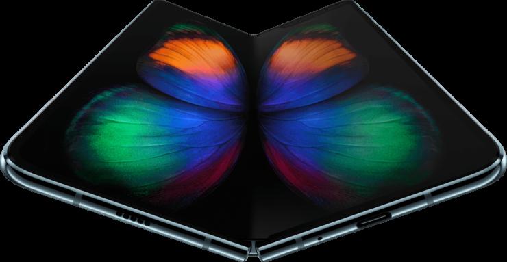 Samsung Galaxy Fold display problems resolved
