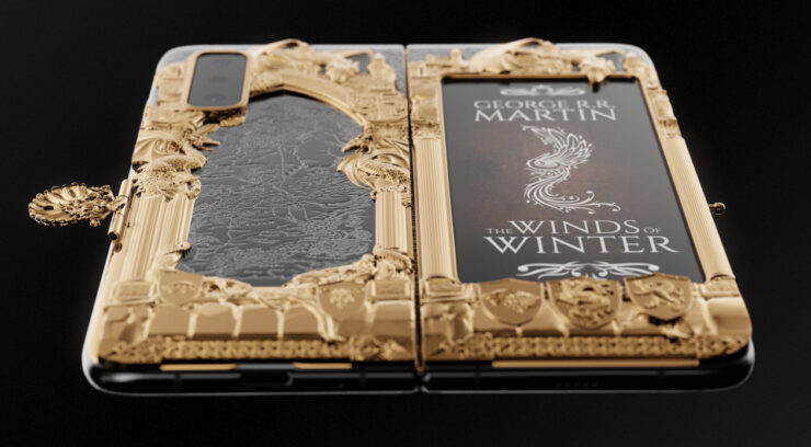 Samsung Galaxy Fold Game of Thrones by caviar