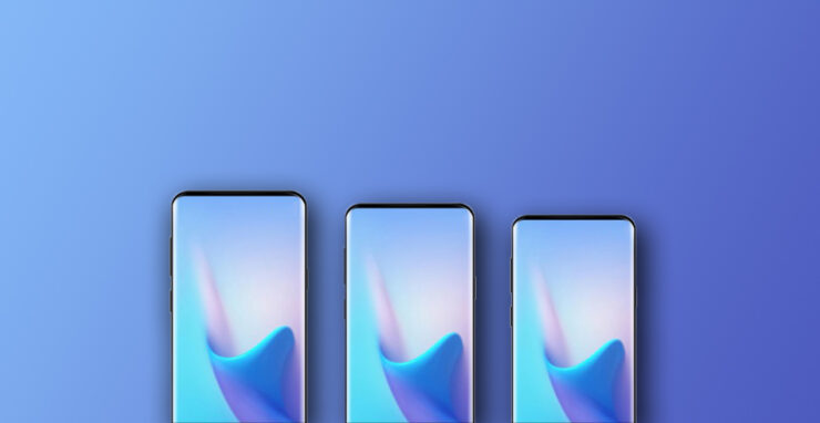 Samsung working on all screen smartphone
