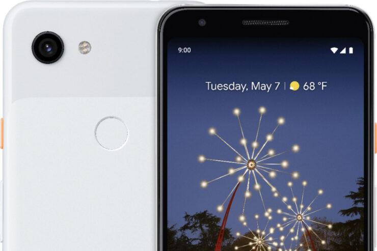 Google Pixel 3a XL pricing leak