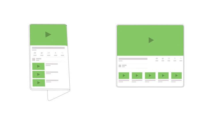 Google testing foldable pixel smartphone