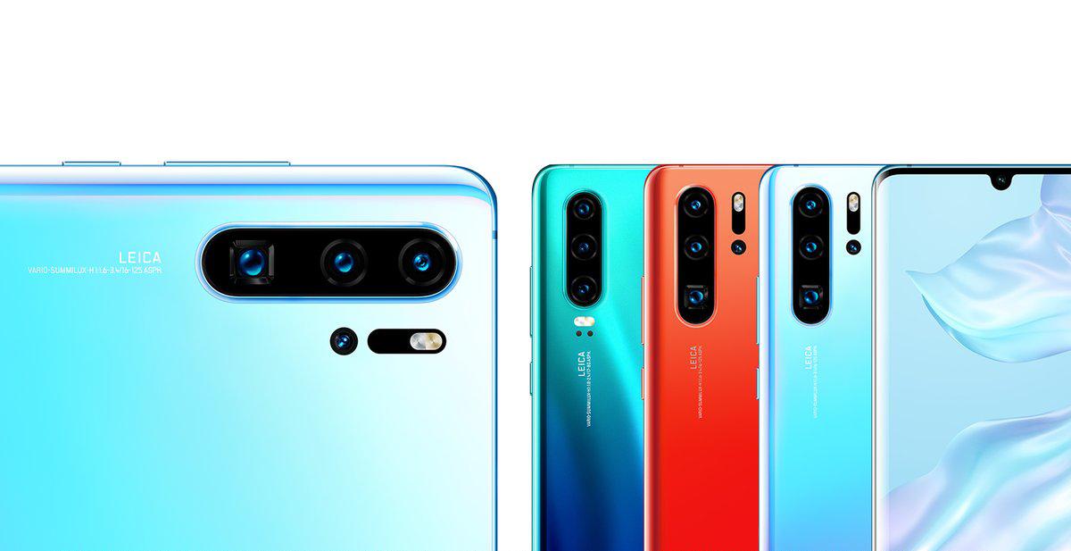 Huawei phone shipments 24 percent decline