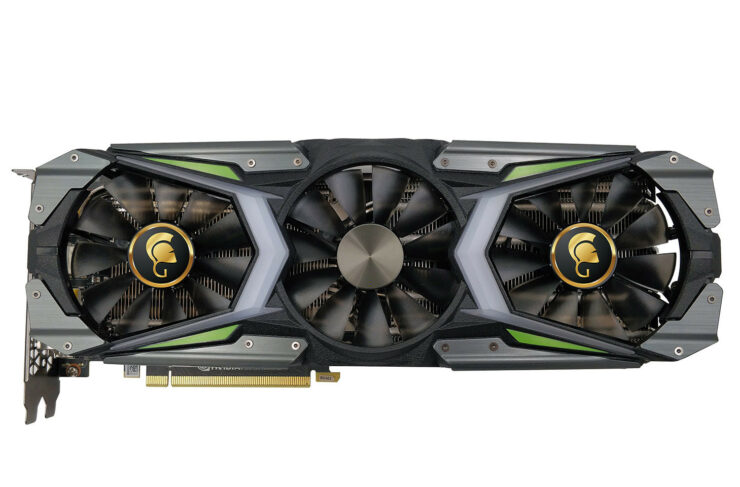 Manli GeForce RTX 2080 Ti Gallarado