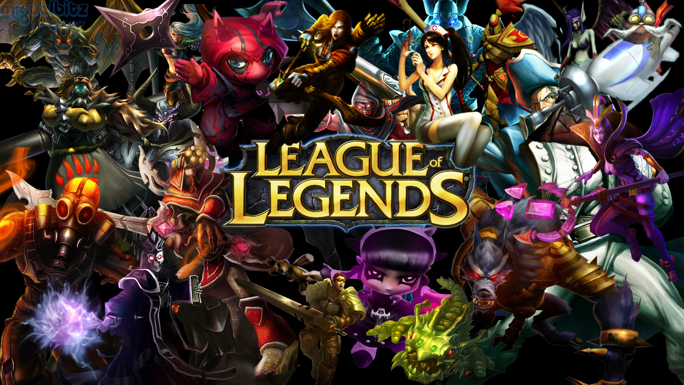 Tencent & Riot Games Reportedly Working League of Legends Mobile