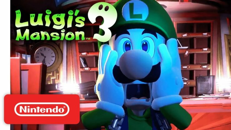 Luigi's Mansion 3 Korean Rating Hints At New Info Coming Soon