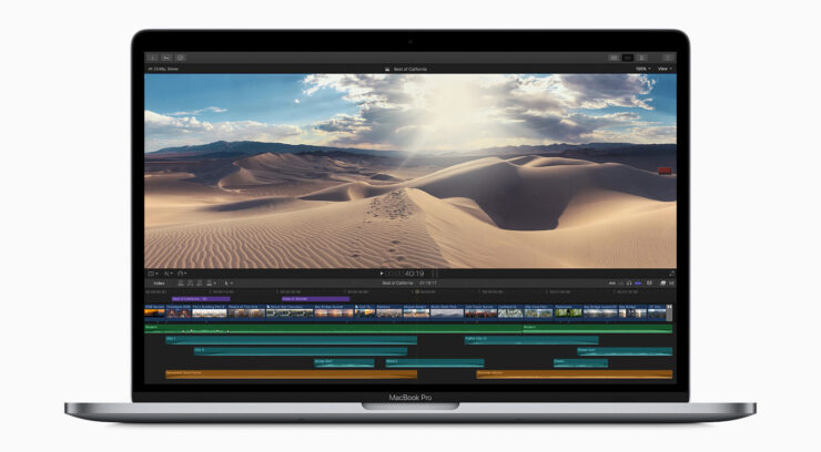Apple Launches Its MacBook Pro 2019