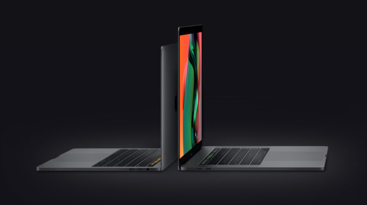 Apple MacBook Pro 2019 specifications comparison