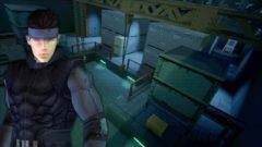 Metal Gear Solid HD Remake Dreams PS4