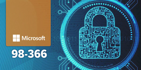 Microsoft Network & Security Fundamentals Certification Bundle