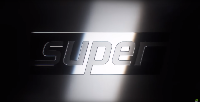 NVIDIA GeForce Super Graphics Card