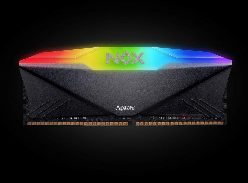 APACER DDR4 RGB Memory