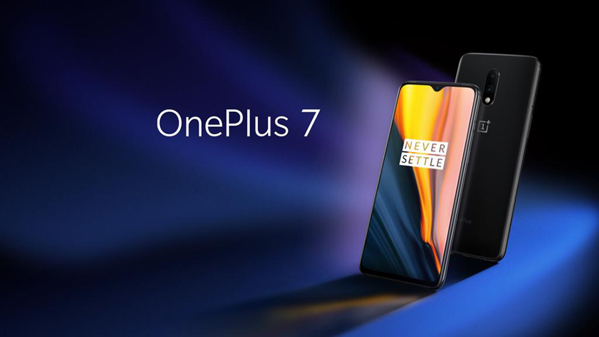 OnePlus 7 Unveiled With Notched Display, Dual-Camera Setup and no