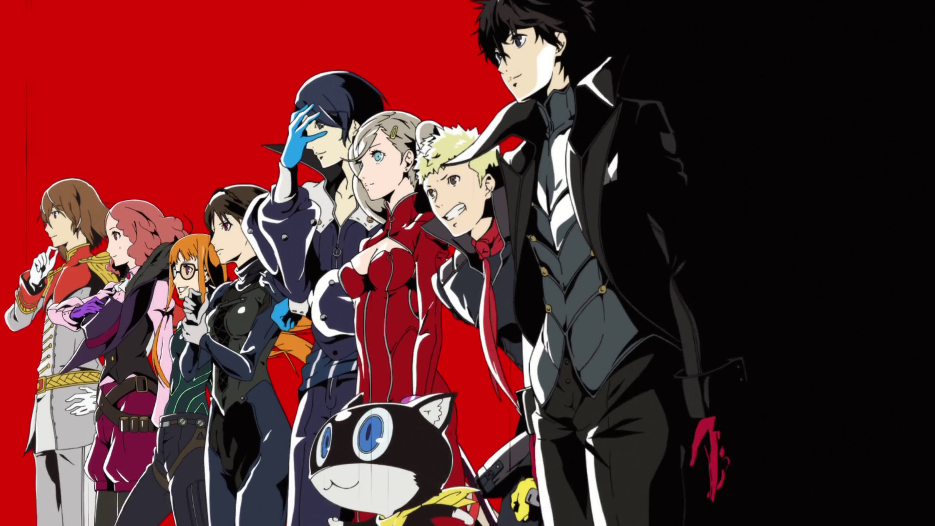 Persona 5 Royal New Trailer Shows New Combination Attack And More