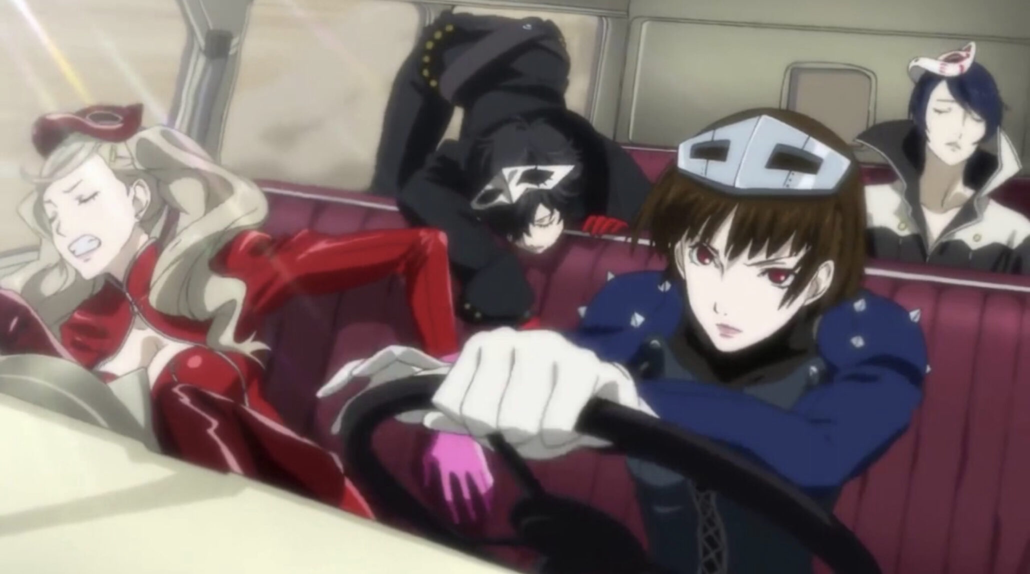 Persona 5 Royal New Gameplay Videos Showcase New Story Elements