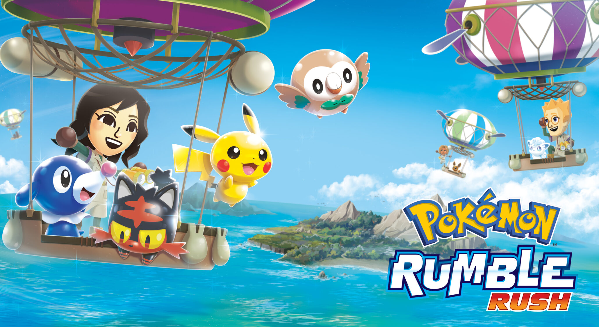 Pokémon Rumble Rush Is Now Available on Android