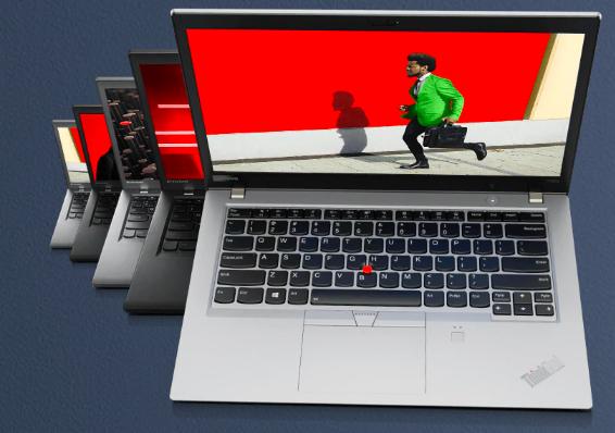 Lenovo Announces New ThinkPad Series With AMD Ryzen Pro CPUs