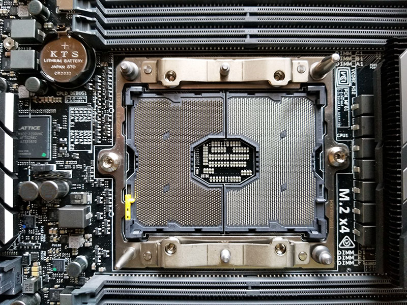 ASRock Releases Mini-ITX LGA 3647 Board That Runs 28 Core Intel Xeon