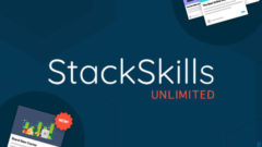 StackSkills Unlimited Lifetime Access