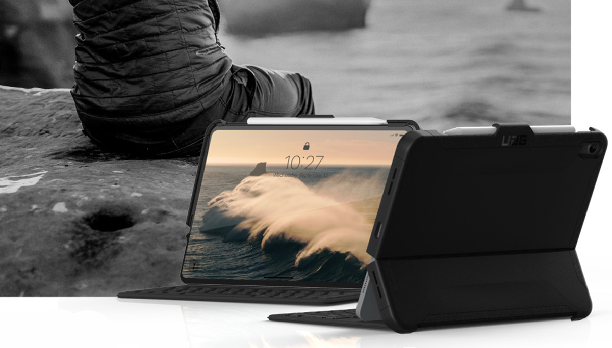 newest 2df40 171f4 UAG Introduces Its Scout Series Cases for Apple's Latest iPad Pro ...