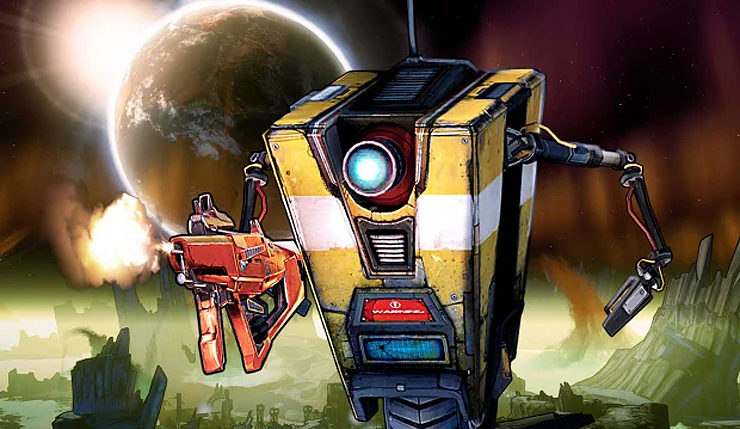 Borderlands Former Claptrap Voice Actor Accuses Gearbox S