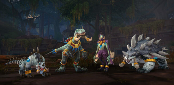 World of Warcraft Battle for Azeroth patch 8.2