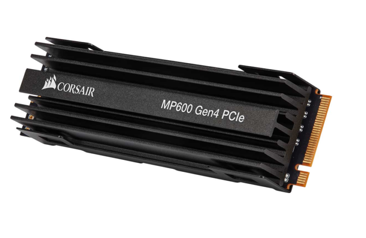 Corsair MP600 SSD