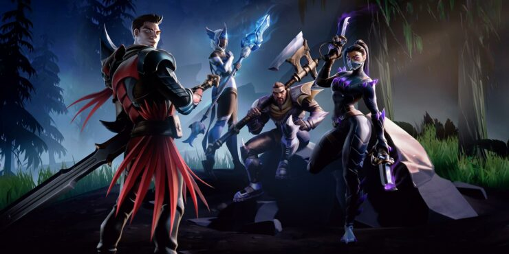 Dauntless Garena