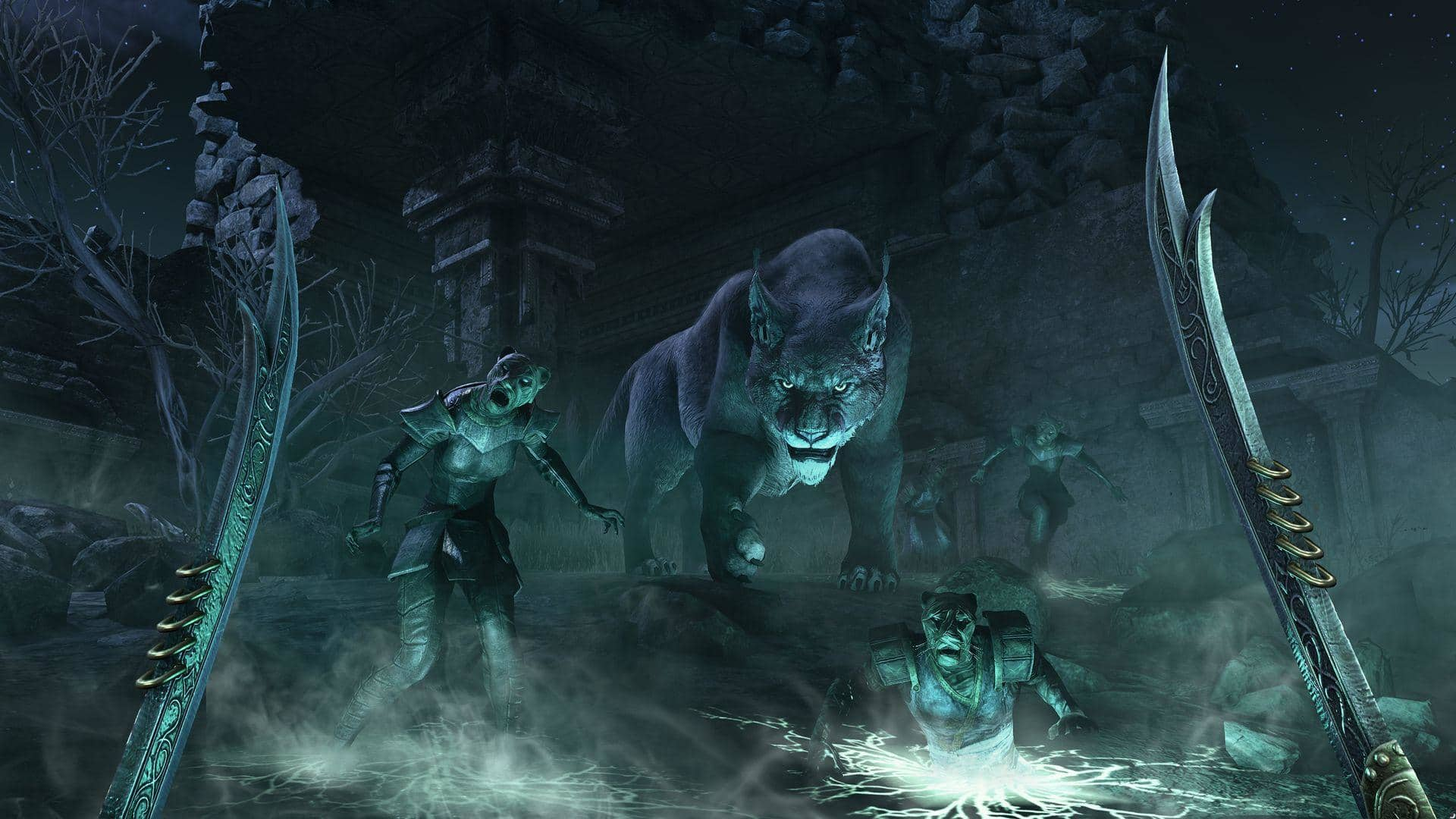 ESO Boss Says His Devs Have Been 'Killing It', Confirms the