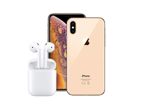 Get A Chance To Win An iPhone XS Max 256GB + Airpods With