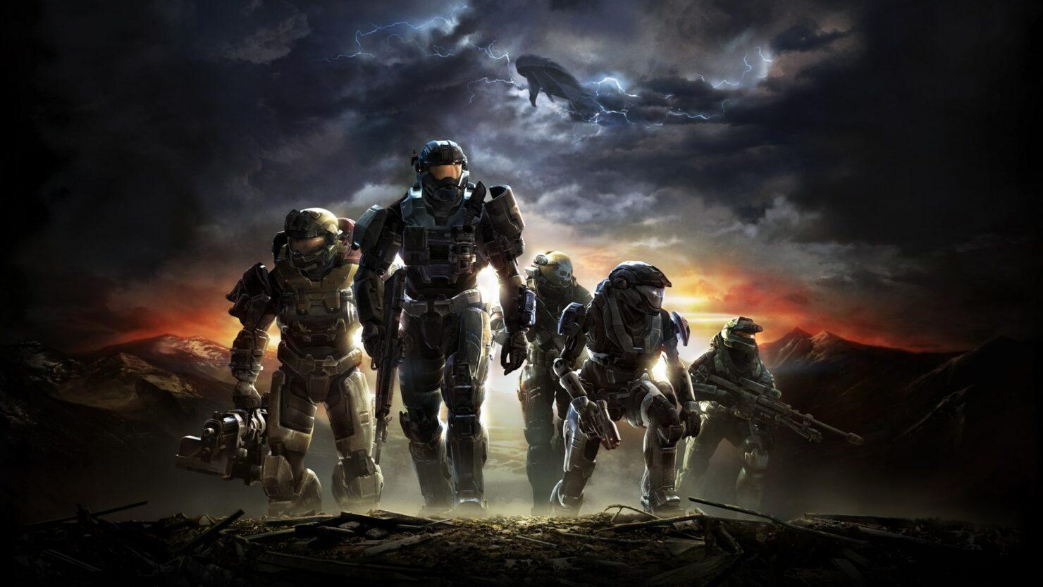 Halo Reach PC FLight 3
