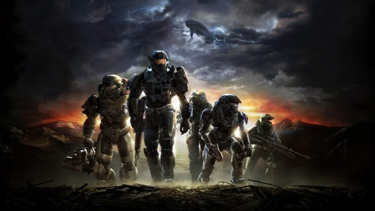 Halo Reach PC FLight 3
