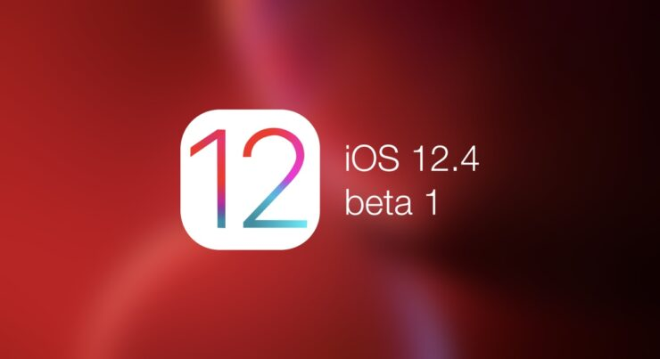 Download: iOS 12 4 Beta 1 Now Available for iPhone, iPad | JoePatti net