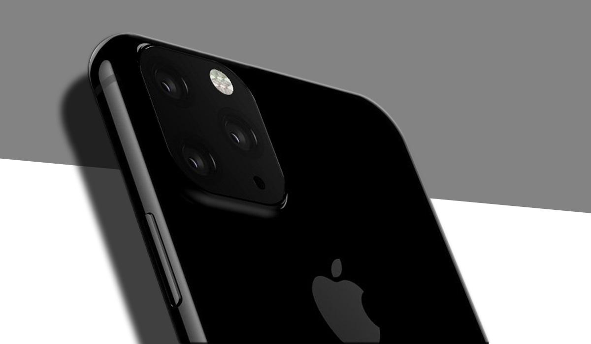 Apple iPhone 2019 camera molds mark gurman