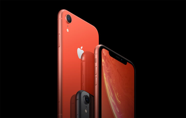 Apple iPhone XR best selling US Canalys Q1 2019
