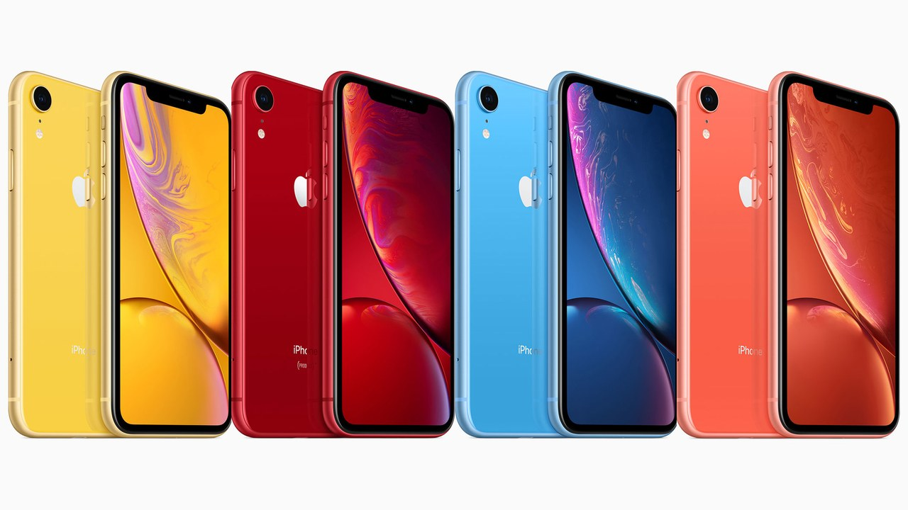 apple rumored to launch iphone xr successor in six colors few options might get tweaked to attract more customers
