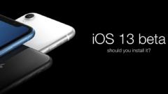 install-ios-13-beta-should-you