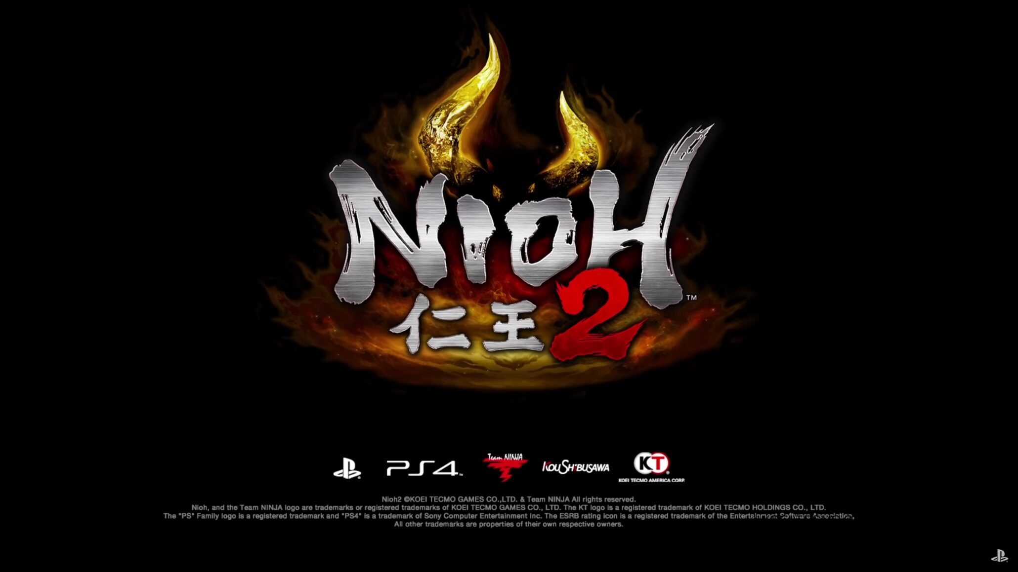 Nioh 2 Closed Alpha Coming Soon, Developer Shares New