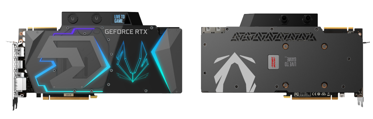 Zotac Updates Their RTX 2080 Ti ArcticStorm To 1 Slot Card