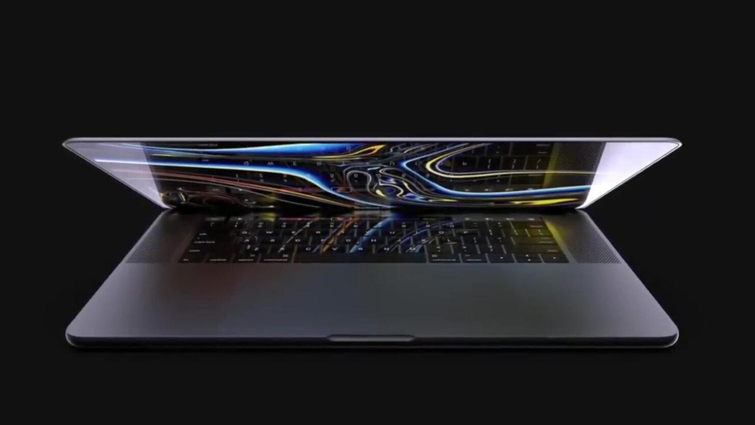 16 inch MacBook Pro concept gallery