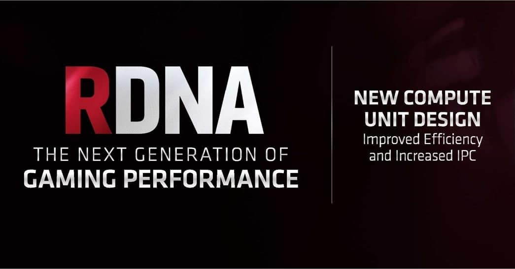 AMD Radeon RX 5000 Navi GPUs A Hybrid of RDNA & GCN Design