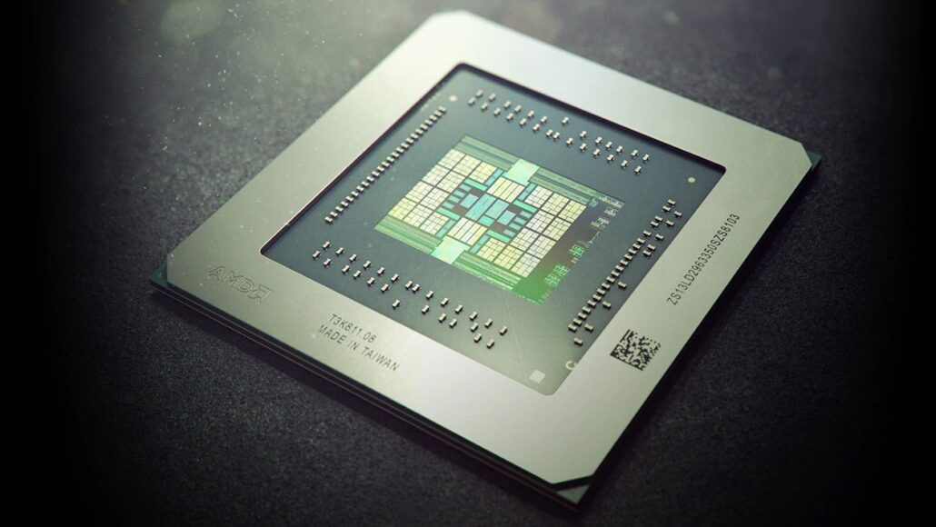 AMD 7nm Navi GPU For High-End Radeon RX Graphics Cards and 4th Gen Ryzen Notebook CPUs
